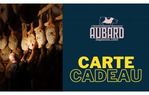 Carte Cadeau Aubard